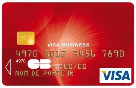 Carte Visa_Business