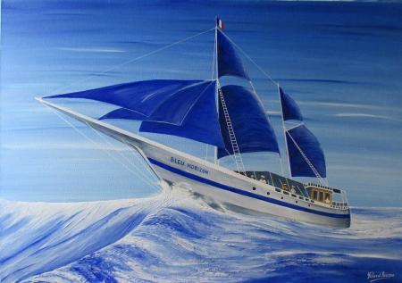 Bleu Horizon 00