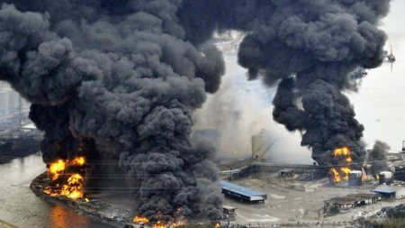Fukushima-power-plant-Japan